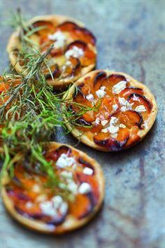 Tartelettes abricots-dragées