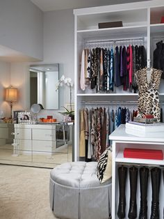 Hanging Boots? Closet Design, Pictures, Remodel, Decor and Ideas - page 4