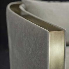 BESPOKE FURNITURE | DETAIL // #interiordesigner #bespokefurniture #craftmanship