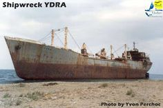 Sail And Under Adventures: The Shipwreck of the Cargo ship YDRA