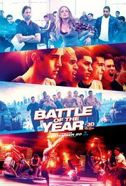 Battle of the Year Poster (2013)