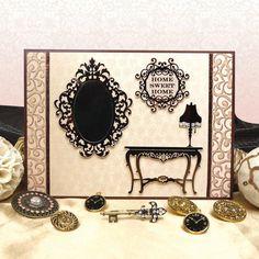 Antique Flourish | Hunkydory Crafts