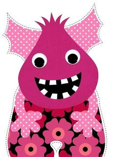 Leading Illustration & Publishing Agency based in London, New York & Marbella. Monster Birthday Parties, Monster Party, Cartoon Monsters, Little Monsters, Halloween Quilts, Halloween Crafts, Monster Classroom, Boys Quilt Patterns, Doodle Monster