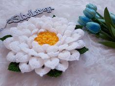 Chevron Crochet Patterns, Doily Patterns, Crochet Motif, Crochet Doilies, Crochet Flowers, Crochet Stitches, Crochet Beach Bags, Crochet Baby Sandals, Handmade Flowers