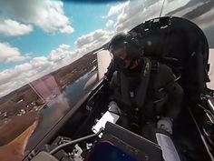 #360Video: KODAK PIXPRO SP360: 360° Inside Fighter Aircraft (VR)
