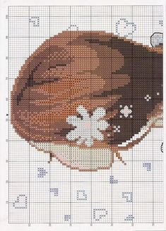 Solo Patrones Punto Cruz | Aprender manualidades es facilisimo.com Cross Stitch Fruit, Cross Stitch For Kids, Just Cross Stitch, Cross Stitch Needles, Cross Stitch Baby, Cross Stitch Charts, Cross Stitch Designs, Cross Stitch Patterns, Cross Stitching