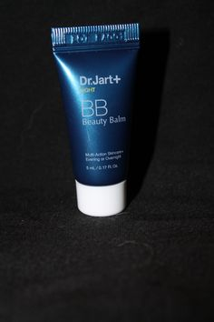 Dr Jart+ Night BB Beauty Balm ( Sample Size).  This stuff was bizzarre.  Is it supposed to be make up or a gel night cream?  It had these little tinted color balls.  I eventually threw it out because the balls stopped blending into my skin, so it left me with little white product particles on the skin...