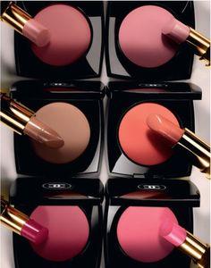 Chanel Makeup. Infórmate sobre nuestro #curso de #maquillaje: ► http://curso-maquillaje.es/msite-nude/index.php?PinCMO