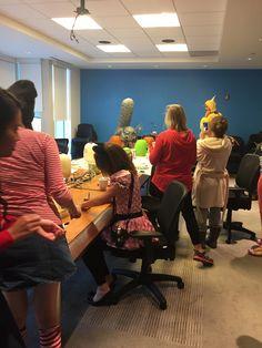 2015 Team Pumpkin Decorating Contest