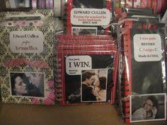 Twilight notebooks