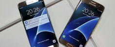 Galaxy S7 ve S7 Edge Yeni Bir Güncelleme Aldı