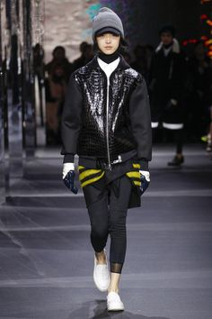 Moncler Gamme Rouge Fall 2014 – Vogue