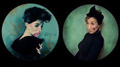 Vanitas Humo y Vanitas Beso sour Un homenaje de Lucybel Von hell alias Camilla Belmonte ¡Gracias! Ispiration : Fernando Vicente