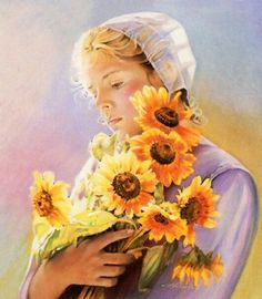 Sunflowers Nancy Noel