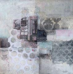 Arbeiten auf Leinwand/ Works on Canvas   Cordula Kagemann