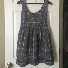 Free People Fit and Flare Dress Free People Fit and Flare Dress! I. Perfect condition! Worn once! Size 6 but fits like a 4 Free People Dresses