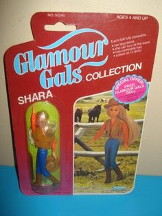 Glamour gals- My Uncle Joe picked these out one year for me for Christmas. They fit in my  dollhouse perfect!