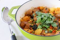 Healthy Homemade Curried Sausages - A Healthy Twist on a Family Favourite