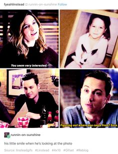Halstead and Lindsey <3