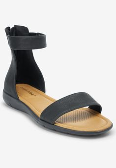 f8cf5e4bec6 The Bee Sandal by Comfortview®