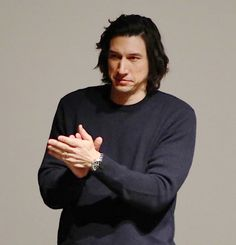 """""""Our reaction to Adam Driver every second of every day"""" -Ang (lead admin) *Sundance, source: Starwars, Beautiful Men, Beautiful People, Kylo Ren And Rey, Kylo Ren Adam Driver, Star Wars Kylo Ren, Drive Me Crazy, Famous Men, Reylo"""