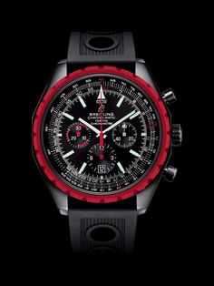 Breitling - Chrono-Matic Blacksteel