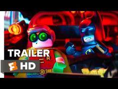 The LEGO Batman Movie - Comic-Con Trailer [HD] - YouTube  //  nananana batmaan   tags : animation animacion 3d cgi