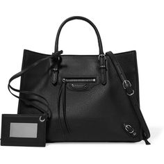 b8402754a684 Black textured leather (Calf) Open top Comes with dust bag Weighs  approximately Made in Italy