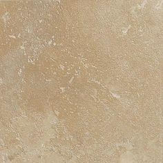 Add a splash of rustic style to any commercial or residential space with this Daltile Sandalo Acacia Beige Glazed Ceramic Floor and Wall Tile.
