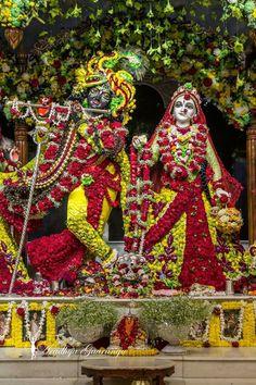 Radha Krishna Holi, Radha Rani, Krishna Love, Shree Krishna, Radhe Krishna, Lord Krishna Images, Radha Krishna Pictures, Krishna Photos, Iskcon Krishna
