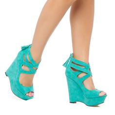 Carie shoes. these are adorable and i love them but they would also make me over 6ft tall...know anyone tall? haha