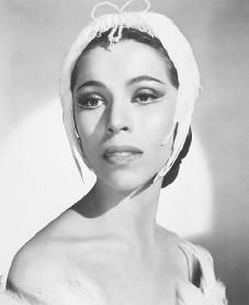 Maria Tallchief was the first Native American to become prima ballerina of a major company. From 1942 to 1947 she danced with the Ballet Russe de Monte Carlo, but she is even better known for her time with the New York City Ballet, from its founding in 1947 through 1965.