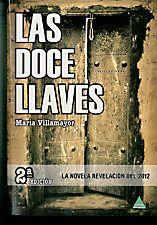 las doce llaves (2ª ed.)-maria villamayor jimenez-9788492932481