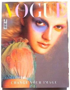 Vogue Italia Febbraio 2002 n. 618