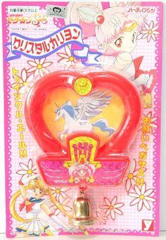 RARE Sailor Moon Crystal Carillon UNUSED Hearty Robin 1995 Japan Kawaii  334 #HeartyRobin