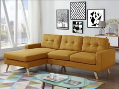 Divano Maria Rosaria : Best divano giallo images house decorations yellow couch colors