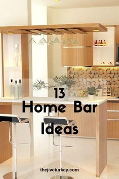 Home Bar Ideas with Cozy Nuance. If you are interested to start making your Home Bar Ideas, these pictures below will give you an inspiration. Home Bar Rooms, Diy Home Bar, Cozy Furniture, Home Bar Furniture, Home Cocktail Bar, Building A Basement, Small Bars For Home, Old Fashioned Kitchen, Teak Flooring