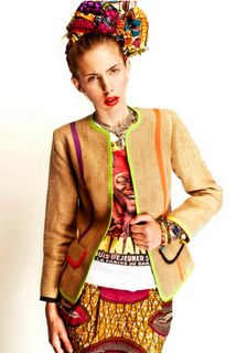 #African Prints in Fashion  African Fashion #2dayslook #AfricanFashion #nice  www.2dayslook.com