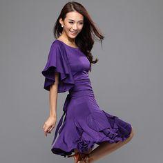 c564669ac Latin skirt dance dress practice skirt adult Latin dance skirt belt  underwear q107