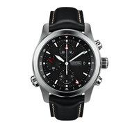 Hardened stainless steel Bremont Trip-Tick® construction with scratch resistant DLC treated case barrel and a patented inner bi-directional Roto-Click® bezel. Round black dial with chro Zulu, Popular Watches, Watches For Men, Omega Seamaster Diver, Wooden Watch, Metal Bracelets, Watch Case, Watches Online, Chronograph