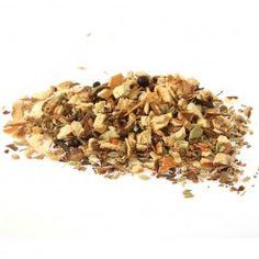 loose leaf herbal tea BE ALIVE taste3tea.com Herbal Tea, Herbalism, Breakfast, Food, Herbal Medicine, Morning Coffee, Essen, Meals, Yemek