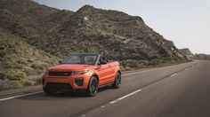 Cars Tuning Music: Range Rover Evoque Convertible