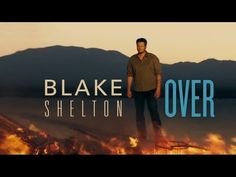 """This guy here, just won the """"Entertainer of the Year Award"""" at the CMA's. Blake Shelton- Over"""