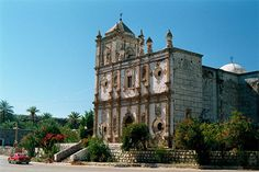 Mission San Ignacio was founded in 1728 by the Jesuit missionary Juan Bautista Luyando.