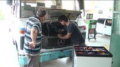 Devriye Haber : Tasarruf İçin Minibüsüne Tüp Taktırdı