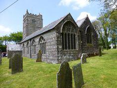 ST BREWARD | St Breward Church | Cornwall     ✫ღ⊰n