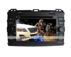 Toyota Land Cruiser 120 Prado Autoradio DVD GPS with Digital TV  Model: HSL-SD-164D  Starting at: $352.15
