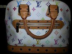 Louis Vuitton Alma (reduced Price) Hobo Bag $616