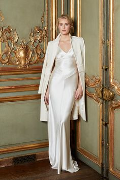 Book an appointment to visit our serene Chelsea boutique today. Amanda Wakeley invites you to try on an exquisite collection of bridal dresses.