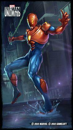 Spyder-man/ Armor Wars 2015